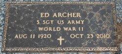 Lawrence Edmond Ed Archer