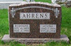 Alvina <i>Ahrens</i> Ahrens