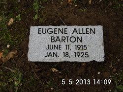 Eugene Allen Barton
