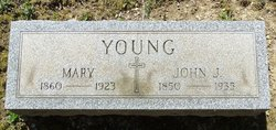 Mary <i>Leichleighter</i> Young