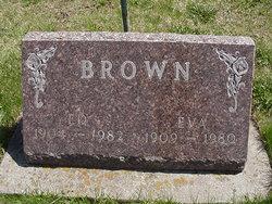 Eva <i>Teeters</i> Brown