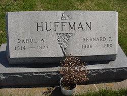 Carol W <i>Hanson</i> Huffman