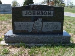 Cyril Benjamin Johnson