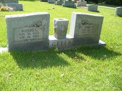 Waters L. W.L. Greer