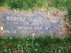 Robert Godfrid Bobby Ahlstedt