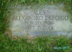 Alex DeFobio