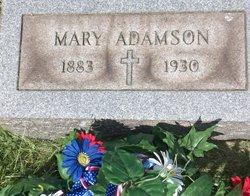 Mary Adamson