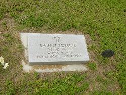 Eva M. <i>Clowdis</i> Torline