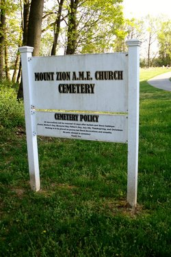 Mount Zion AME Cemetery