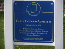 Early Bourbon Cemetery