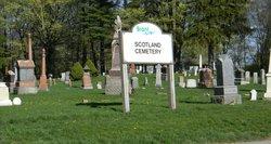 Scotland Baptist Church Cemetery