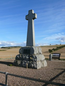 Flodden Field Cemetery