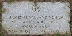 James M Vallandingham