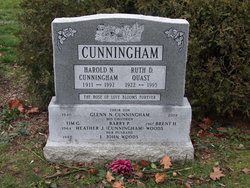 Ruth D. <i>Quast</i> Cunningham