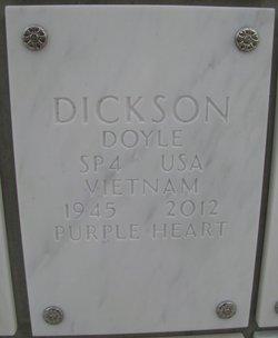 Doyle Lynn Dickson
