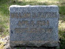 William Ulysses Faunce