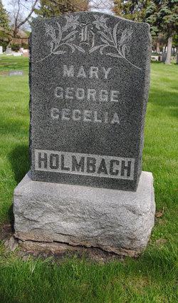 Mary <i>Olsen</i> Holmbach