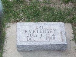Emil Kvetensky
