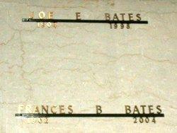 Joe E Bates