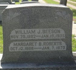 Margaret Louise <i>Collins</i> Beeson-Roberts