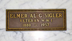 Elmer Gearhardt Al Sigler