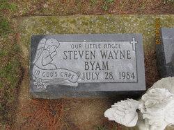 Steven Wayne Byam
