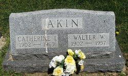 Catherine I Akin