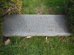 Margaret E <i>Ullen</i> Baird