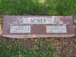 George William Acker