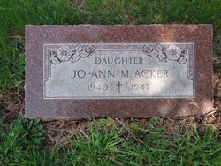 Jo Ann M Acker