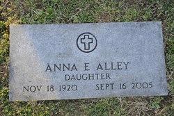 Anna E Alley