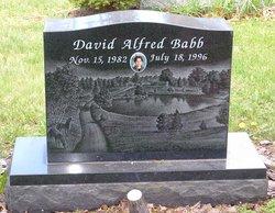 David Alfred Babb