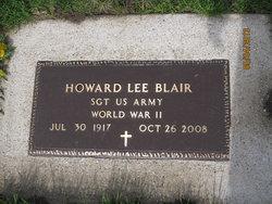 Howard Lee Blair
