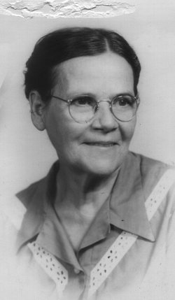 Lucy Ray Memaw <i>Patterson</i> Hoskins