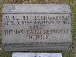 James Jefferson Goodrum, Sr