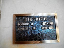 George Gustave Dietrich, Jr