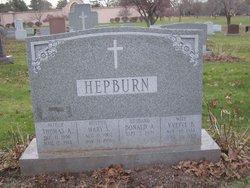 Thomas A Hepburn