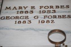 Mary E Forbes