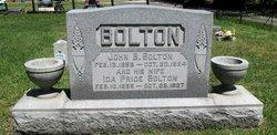 Ida <i>Price</i> Bolton