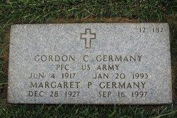 Gordon C. Germany