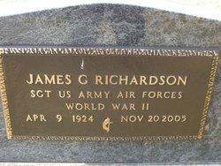 James George Jim Richardson