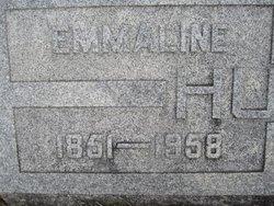 Emmaline <i>Botkin</i> Hunt