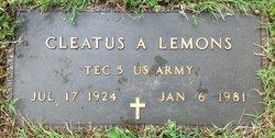 Cleatus A. Lemons