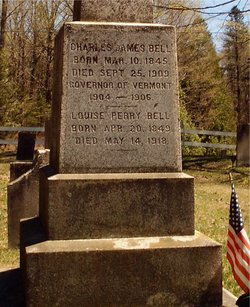 Louisa <i>Perry</i> Bell