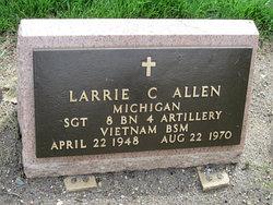 Sgt Larrie Cornelius Allen