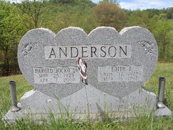 Edith Iolene <i>Shuttlesworth</i> Anderson
