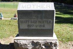 Mary Ann <i>Price</i> Hester