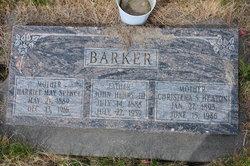 John Henry Barker