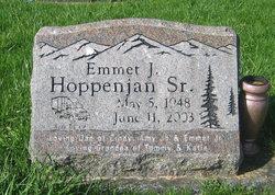 Emmet Hoppenjan, Sr
