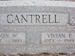 Don Wesley Cantrell
